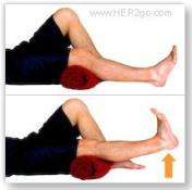 Short Arcs: Knee Replacement Exercise: Approved use hep2go.com
