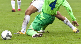MCL tears usually occur when there is a force through the knee eg a sporting tackle