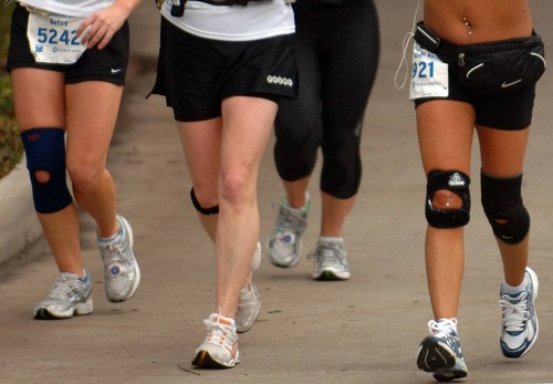 Find the right knee brace for you