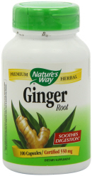 Ginger can help reduce the symptoms of arthritis