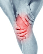 Pain often stops us moving which can cause a stiff knee to develop