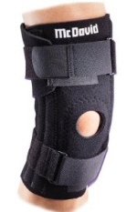 McDavid Patella Knee Support: Neoprene knee brace