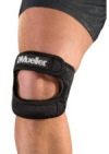 Knee braces can be helpful with patellofemoral pain syndrome