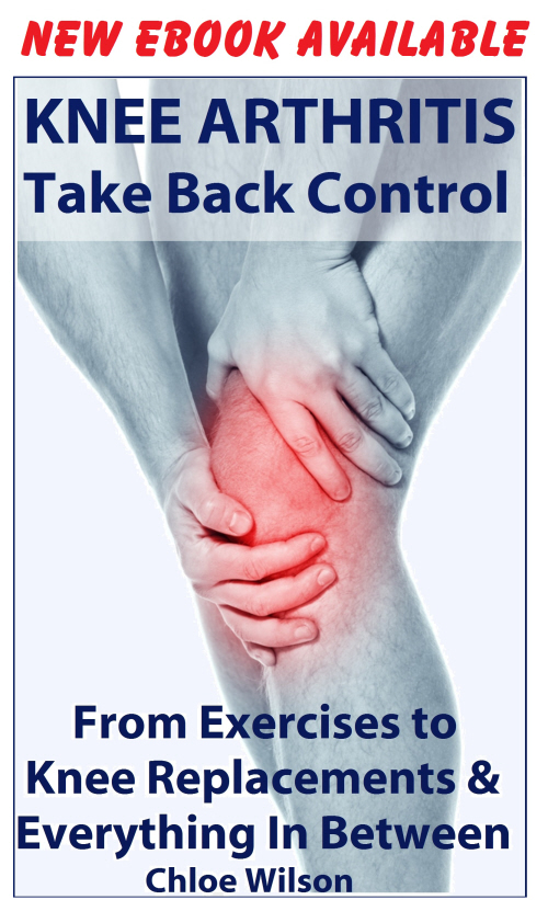 Check out our new Ebook - Knee Arthritis: Take Back Control
