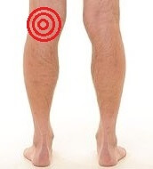Find out about the common causes of pain behind the knee