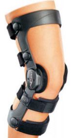 A knee brace may be recommended for the first few weeks following a PCL injury to help stabilise the knee and prevent further injury