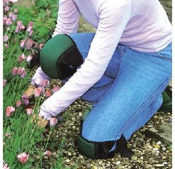 Ultra-Comfort Gardening Knee Pads Knee Caps Knee Protector the Home Gardener soft Neoprene Soft Water-resistant Construction -1 Pair Gardening Knee Pads Black