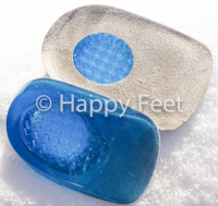 She insoles can help correct abnormal foot positions as part of knee arthritis treatment