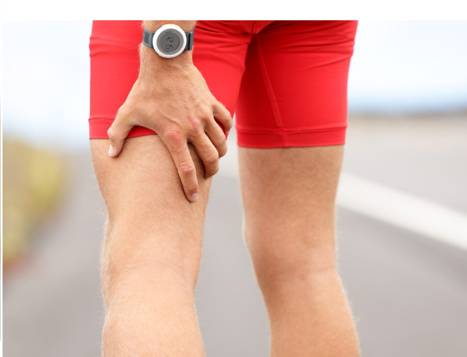 Hamstring injuries are a common cause of pain behind the knee and thigh