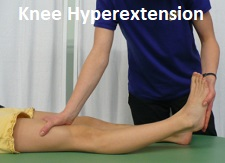 Hyperextended Knee: Causes, symptoms, diagnosis & treatment