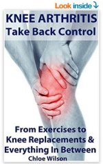 Our new Knee Arthritis Book is out in paperback and Ebook.  Knee Arthritis: Take Back Control