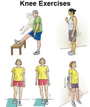Knee Exercises: Top tips on getting the best results