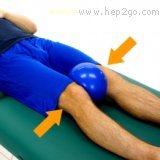 VMO exercises help to strengthen the muscles on the inner side of the kneecap which helps to realign the patella