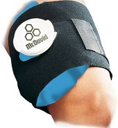 Using ice can help to reduce the pain and inflammation associated with Runners Knee