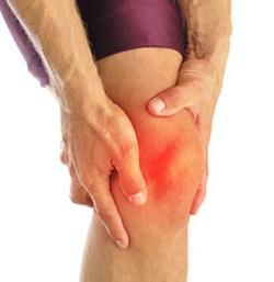 Common knee symptoms
