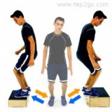 Neuromuscular training programmes are becoming increasingly popular for ACL injury prevention.  Approved use www.hep2go.com
