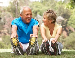 Try exercising with someone else - it can be a great way to keep motivated