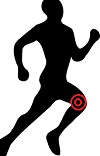 It is very common to get knee pain from running due to the forces going through the knee joint