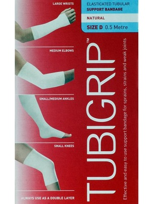 Tubigrip Elasticated Bandage Knee Pain Explained