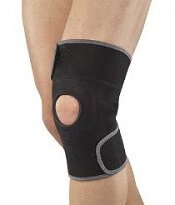 Ace Adjustable Open Patella Knee Support