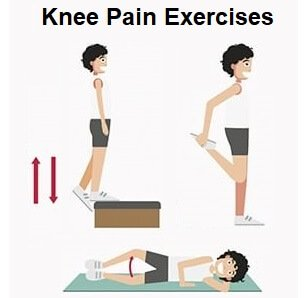 Find the best leg exercises to help you beat knee pain