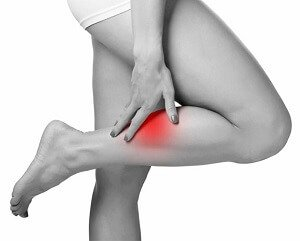 Find out about the most common causes of calf muscle pain