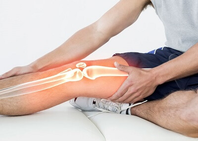 Find out all about the most common causes of knee pain