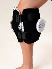 Knee ice packs can help to reduce pain and inflammation with pes anserinus problems