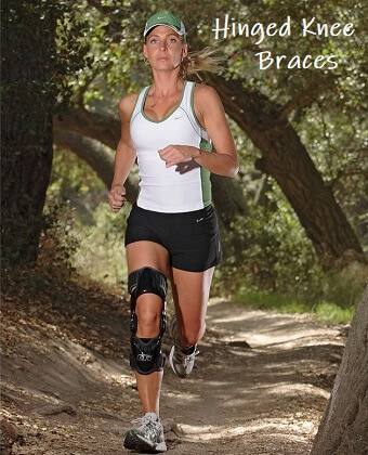Hinged Knee Brace Guide: Perfect for knee instability. Get back to doing the things you love.