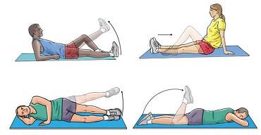 Knee strengthening exercises - beat knee pain fast