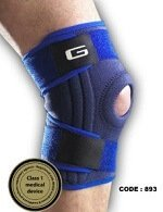 Knee braces can be a really useful tool when recovering from MCL tears as they help provide support and stability