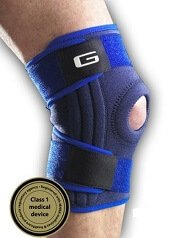 Neo G Stabilised Open Knee Support: Neoprene Knee Brace