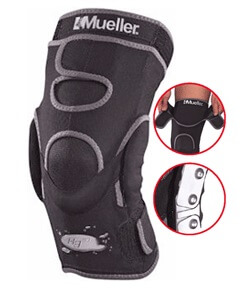 An orthopedic knee brace can be really helpful following knee injuries such as ligament tears, or after knee surgery
