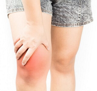 Swollen knee diagnosis - what is going on?