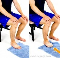Strengthening exercises can help to reduce the frequency of calf cramps
